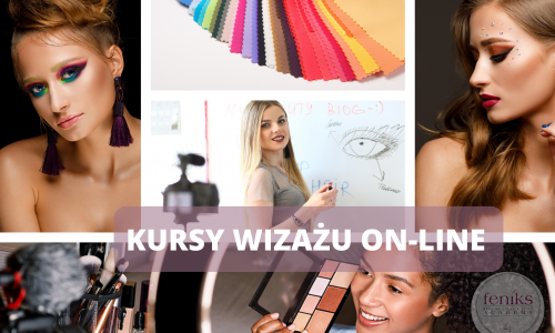 KURSY WIZAŻU ON-LINE
